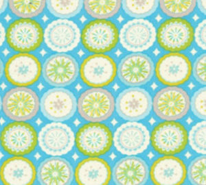 Free Spirit Fabrics, Dena Designs, Kumari Garden, Lalit Blue