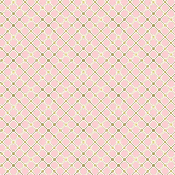 Blend - Roses - Garden Lattice Pink