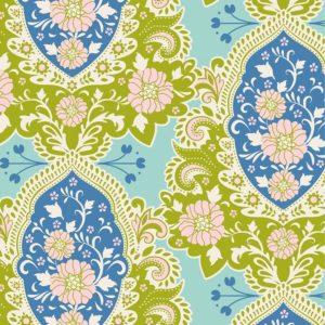 Tilda Fabrics - Sunkiss - Charlotte Blue