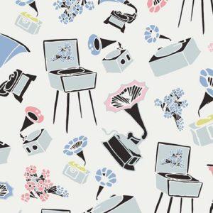 Art Gallery - Pastel Thrift - Gramaflora Lullabie