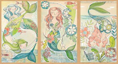 Blend - Mermaid Days - Mermaid Tales Panel