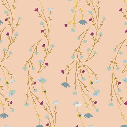 Art Gallery - Garden Dreamer - Climbing Posies Blush