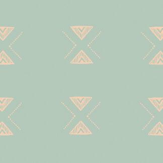 Art Gallery - Garden Dreamer - Triangular Reflection