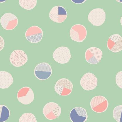 Art Gallery - Wonderful Things - Sweet Bubbles Mint