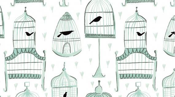 Dear Stella - Perch - Birdcages