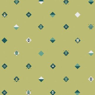Art Gallery - Esoterra - Ambered Bugs Kaki