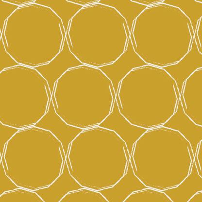 Art Gallery - Essentials II - Hula Hoops Gold