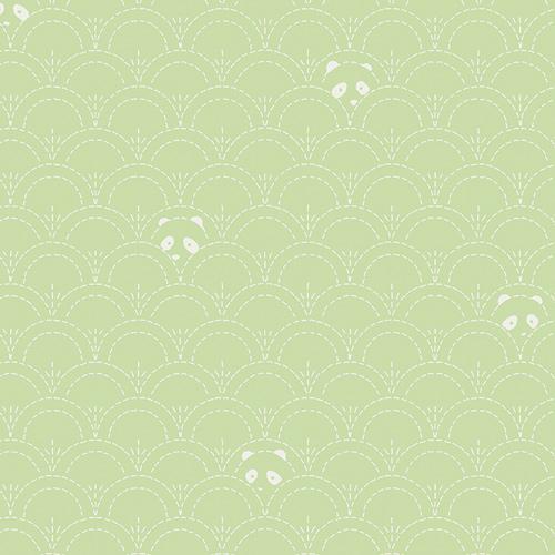 Art Gallery - Pandalicious - Hidden Panda Leaf
